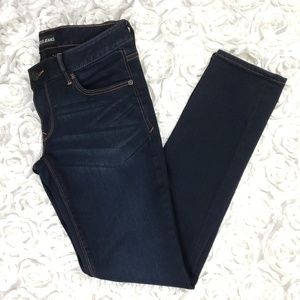 Express Supersoft Super Skinny Low Rise Jean